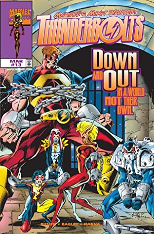 Thunderbolts (1997-2003) No.13