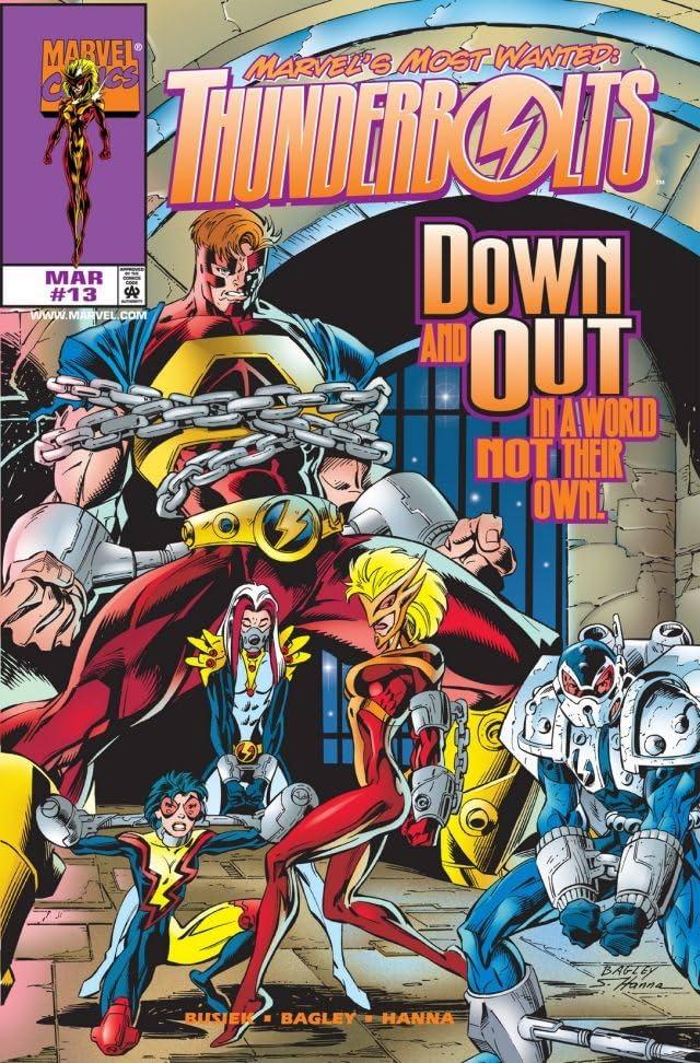 Thunderbolts (1997-2003) #13