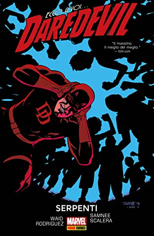 Daredevil Vol. 6: Serpenti