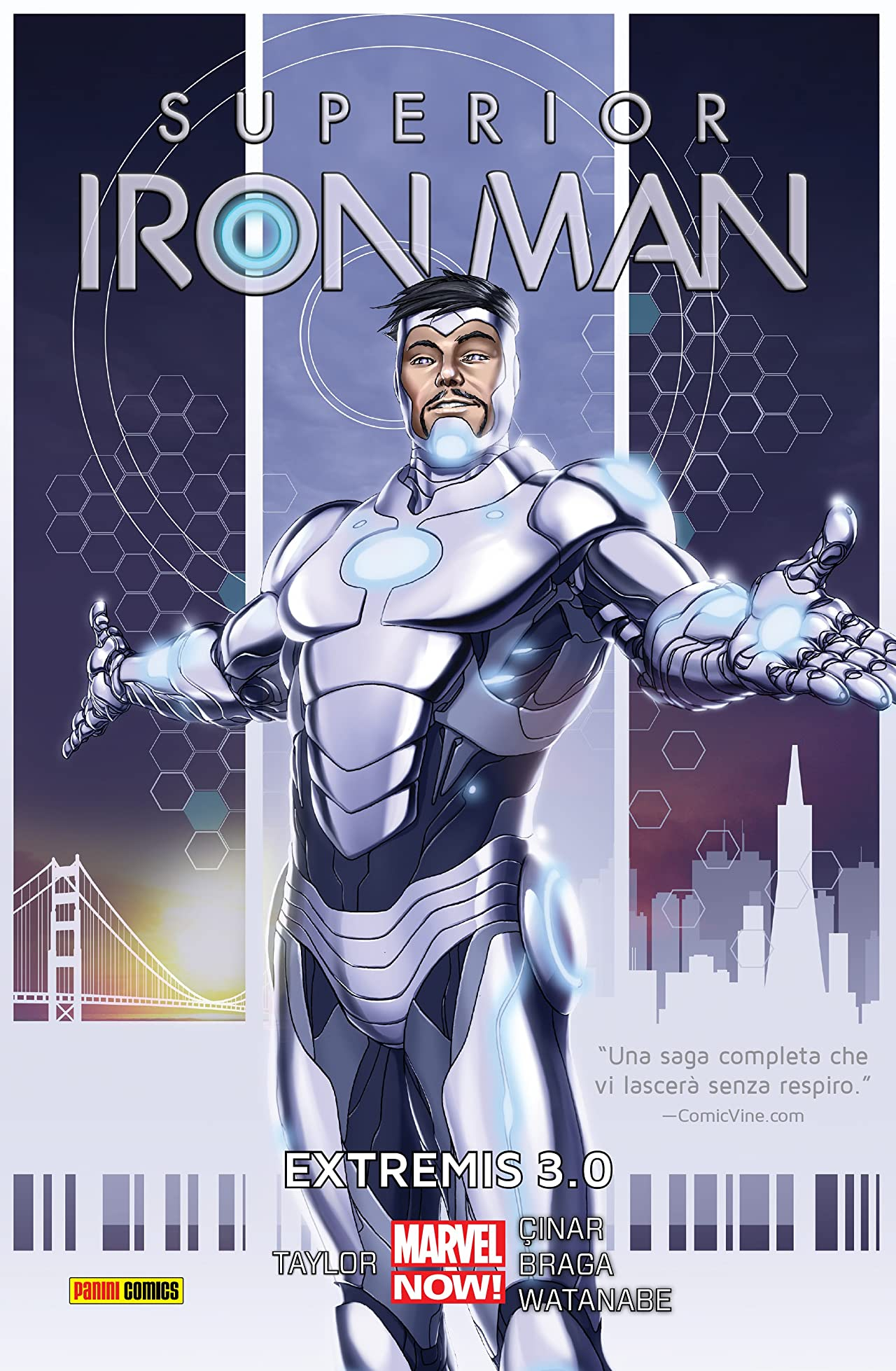 Superior Iron Man: Extremis 3.0