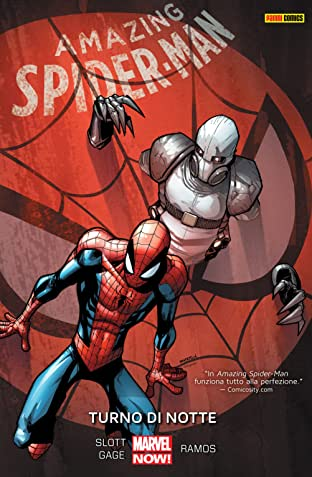 Amazing Spider-Man Vol. 4: Turno Di Notte