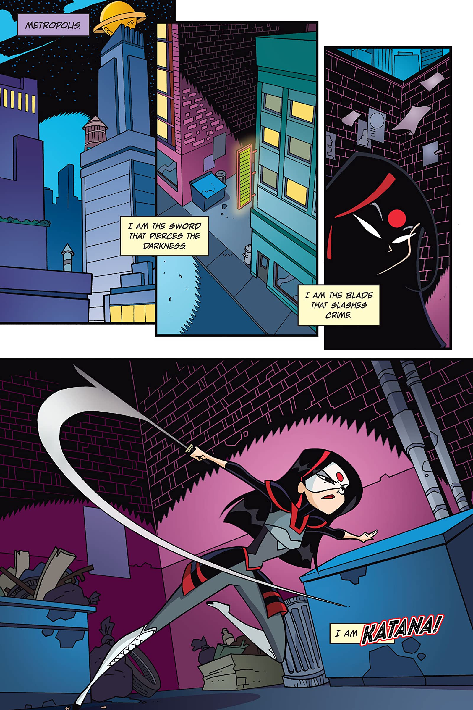 DC Super Hero Girls: Out of the Bottle (2017) - Comics by comiXology