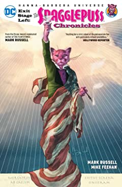 Exit Stage Left: The Snagglepuss Chronicles (2018)
