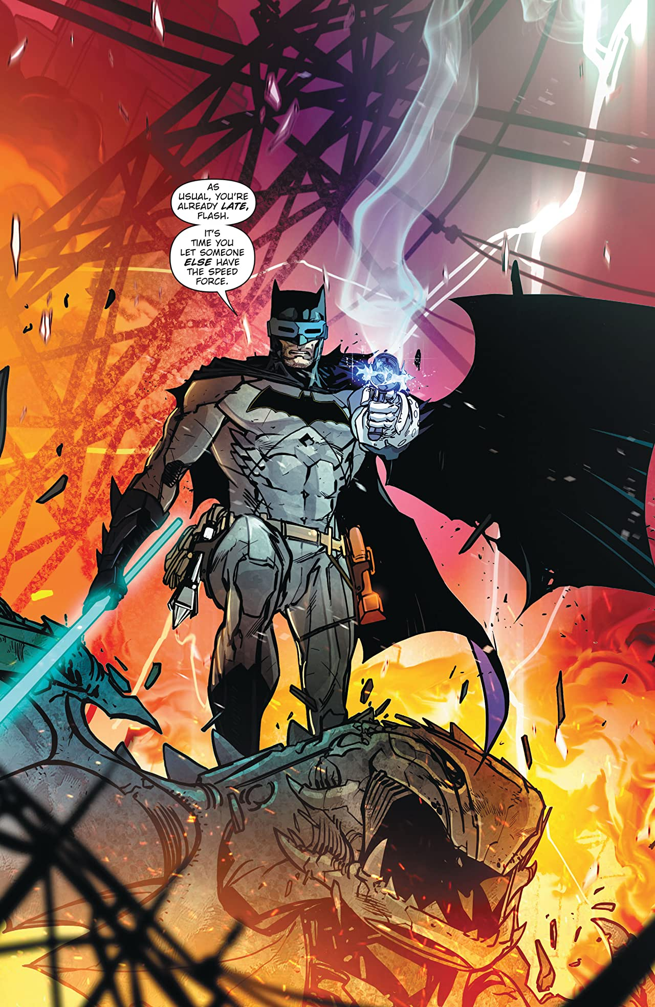 Dark Nights: Metal: Dark Knights Rising