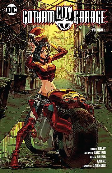 Gotham City Garage (2017-2018) Vol. 1