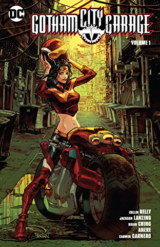Gotham City Garage (2017-) Vol. 1