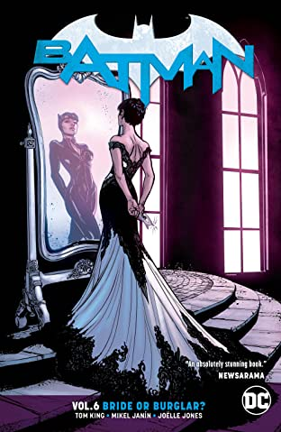 Batman (2016-) Tome 6: Bride or Burglar