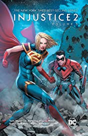 Injustice 2 (2017-2018) Tome 3