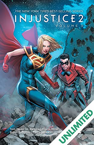 Injustice 2 (2017-) Vol. 3