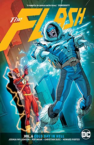 The Flash (2016-) Tome 6: Cold Day in Hell