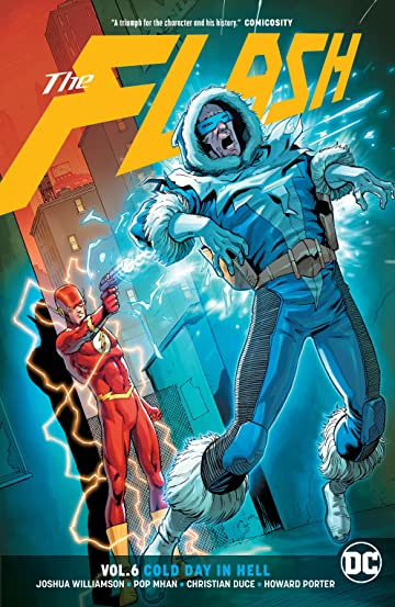 The Flash (2016-) Vol. 6: Cold Day in Hell