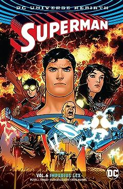 Superman (2016-) Vol. 6: Imperius Lex