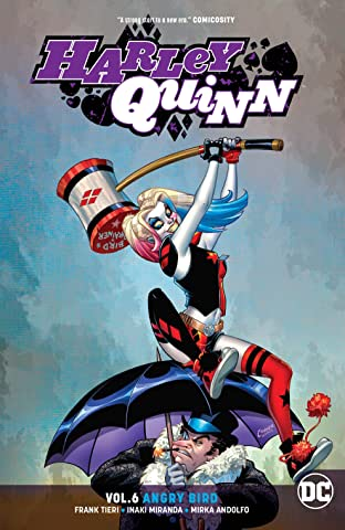 Harley Quinn(2016-) Tome 6: Angry Bird