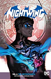 Nightwing (2016-) Vol. 6: The Untouchable