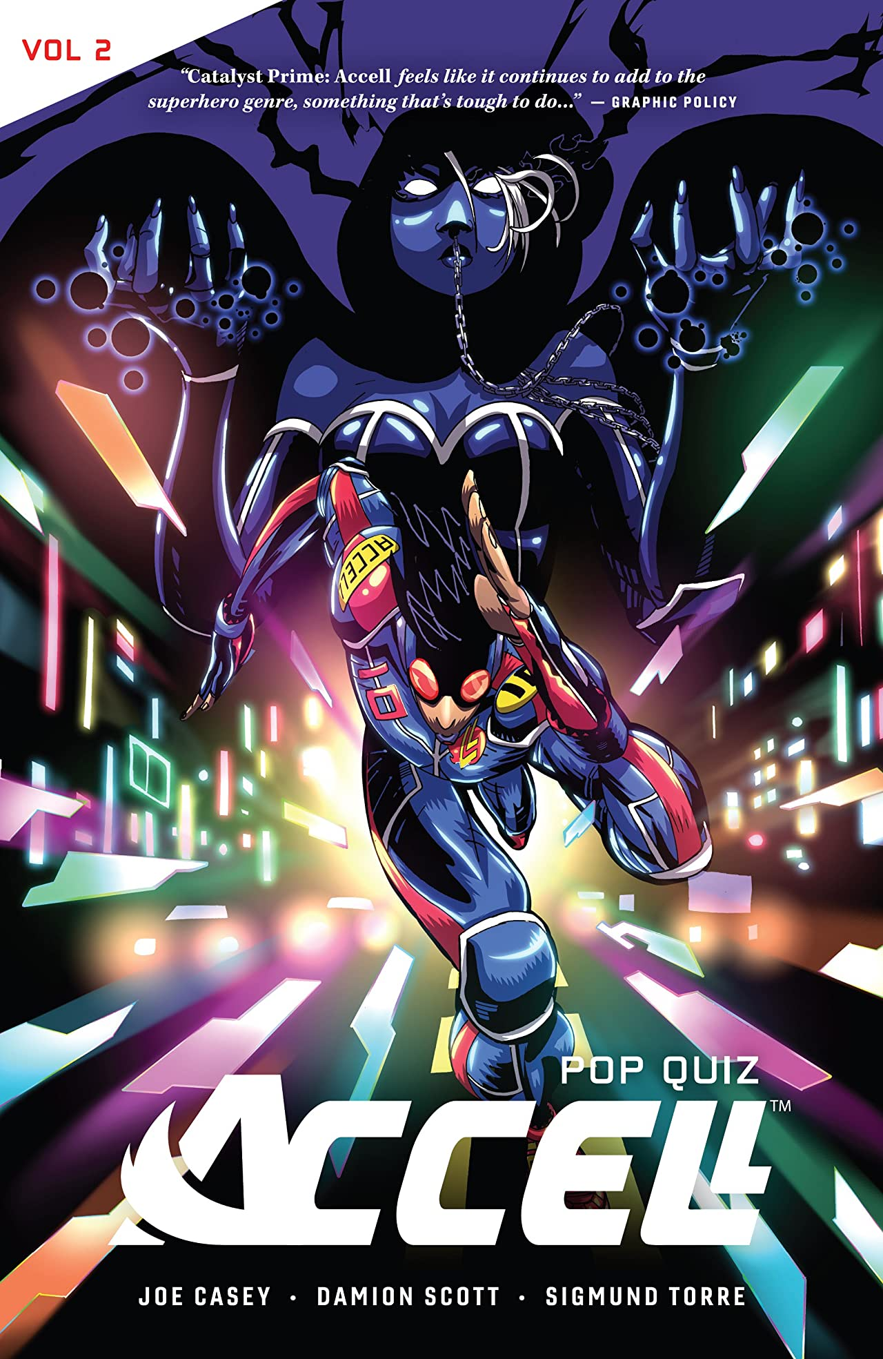 Accell Vol. 2: Pop Quiz