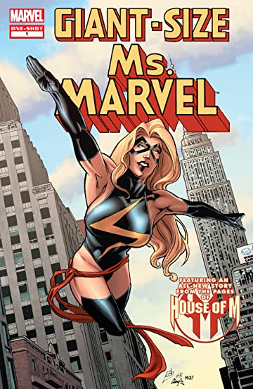 Giant-Size Ms. Marvel (2006) #1