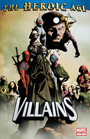 The Heroic Age: Villains (2010) No.1