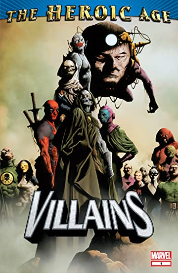The Heroic Age: Villains (2010) #1