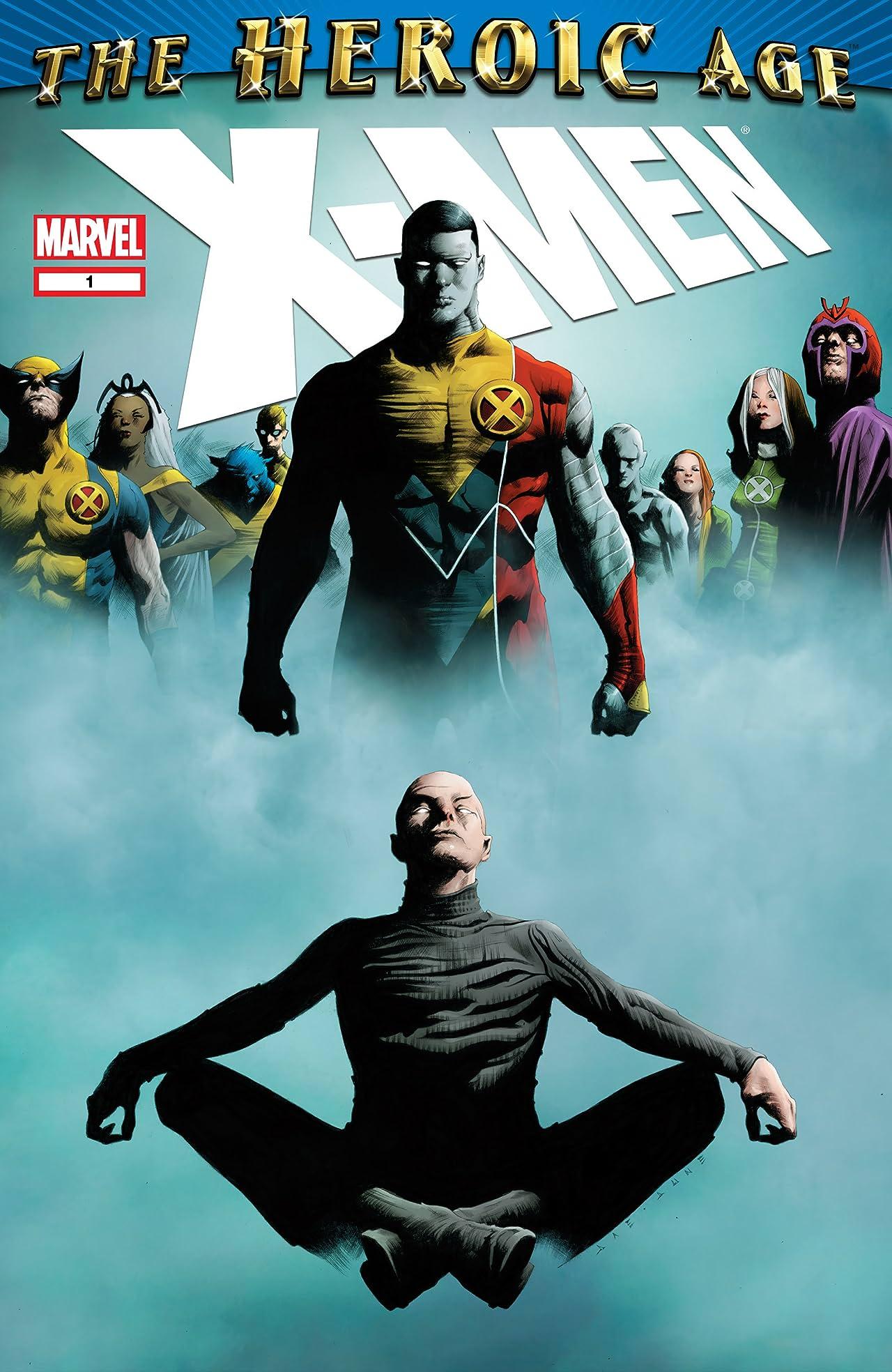 The Heroic Age: X-Men (2010) #1