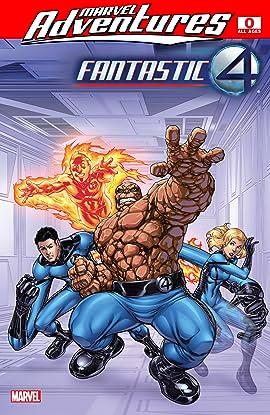 Marvel Adventures Fantastic Four (2005-2009) #0