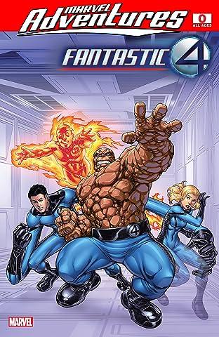 Marvel Adventures Fantastic Four (2005-2009) No.0