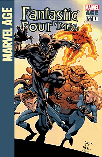 Marvel Age Fantastic Four Tales (2005) No.1