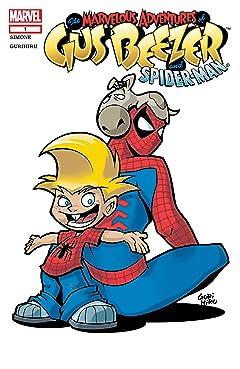 Marvelous Adventures of Gus Beezer: Gus Breezer & Spider-Man (2003-2004) #1