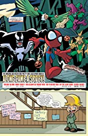 Marvelous Adventures of Gus Beezer: Gus Breezer & Spider-Man (2003-2004) #1