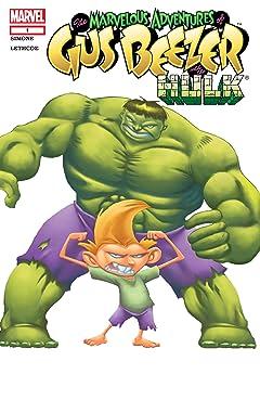 Marvelous Adventures of Gus Beezer: Hulk (2003-2004) #1