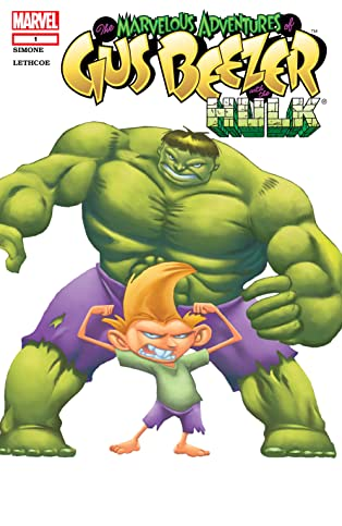 Marvelous Adventures of Gus Beezer: Hulk (2003-2004) #1