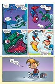 Marvelous Adventures of Gus Beezer: Spider-Man (2003-2004) #1
