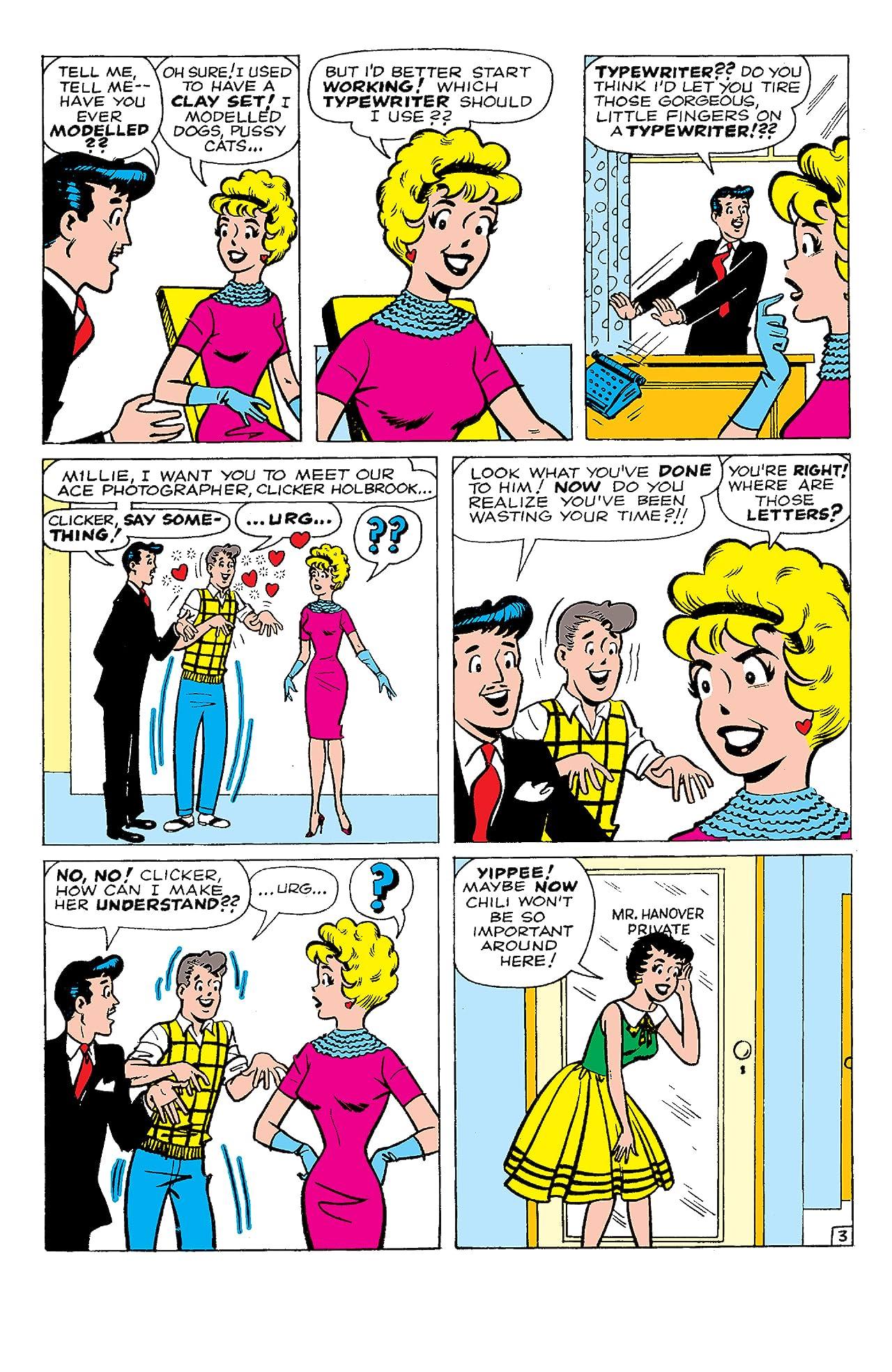 Millie the Model (1945-1973) #100