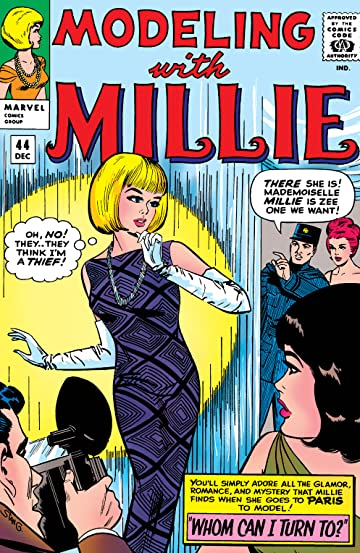 Modeling With Millie (1963-1967) #44