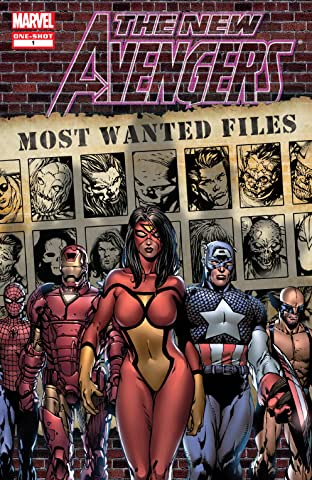 The New Avengers: Most Wanted Files (2005) #1