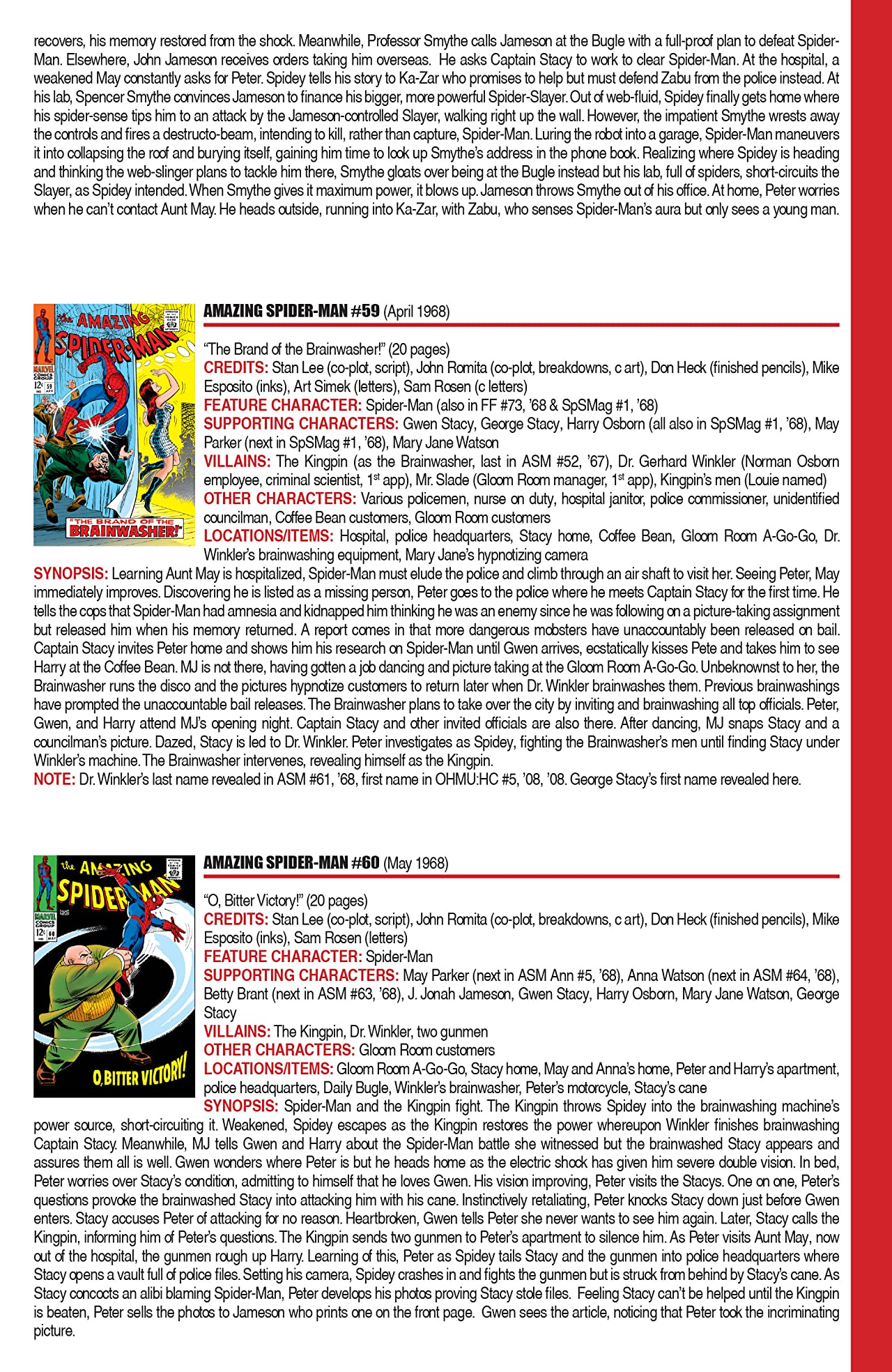 Official Index to the Marvel Universe (2009-2010) #2