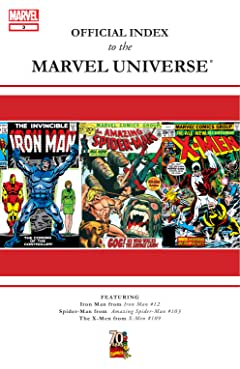 Official Index to the Marvel Universe (2009-2010) #3