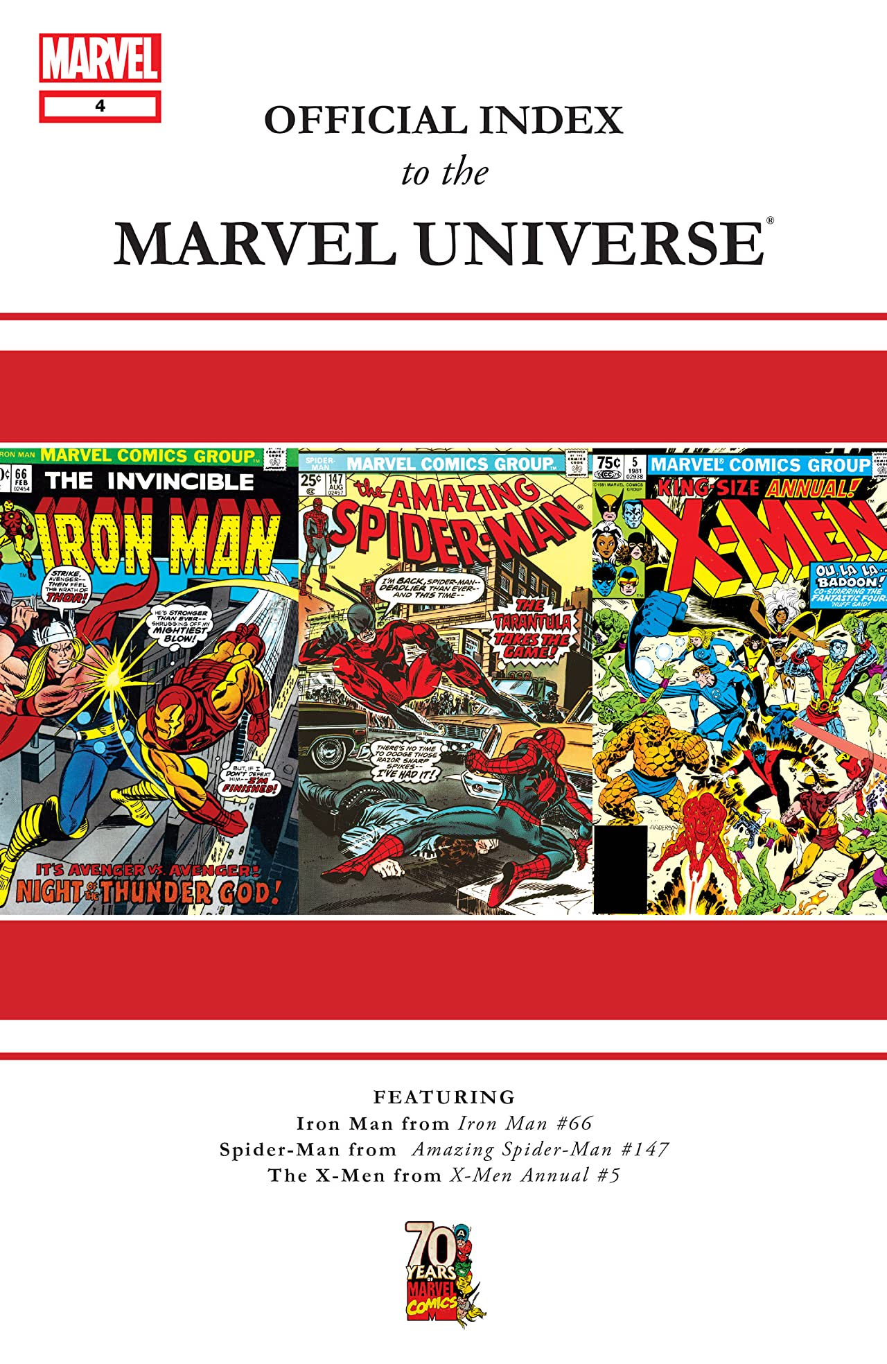 Official Index to the Marvel Universe (2009-2010) #4
