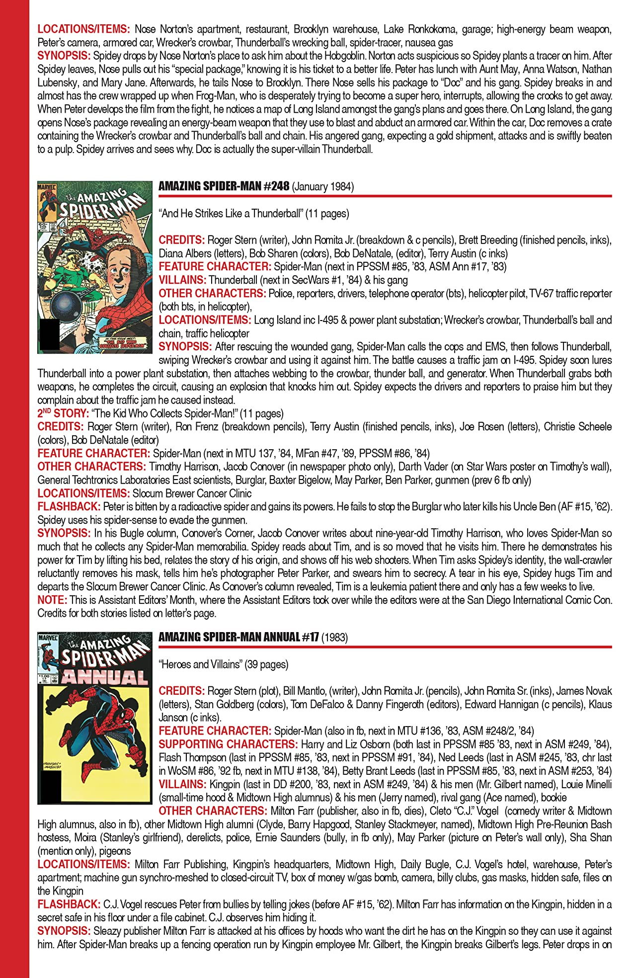 Official Index to the Marvel Universe (2009-2010) #6