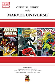 Official Index to the Marvel Universe (2009-2010) #7