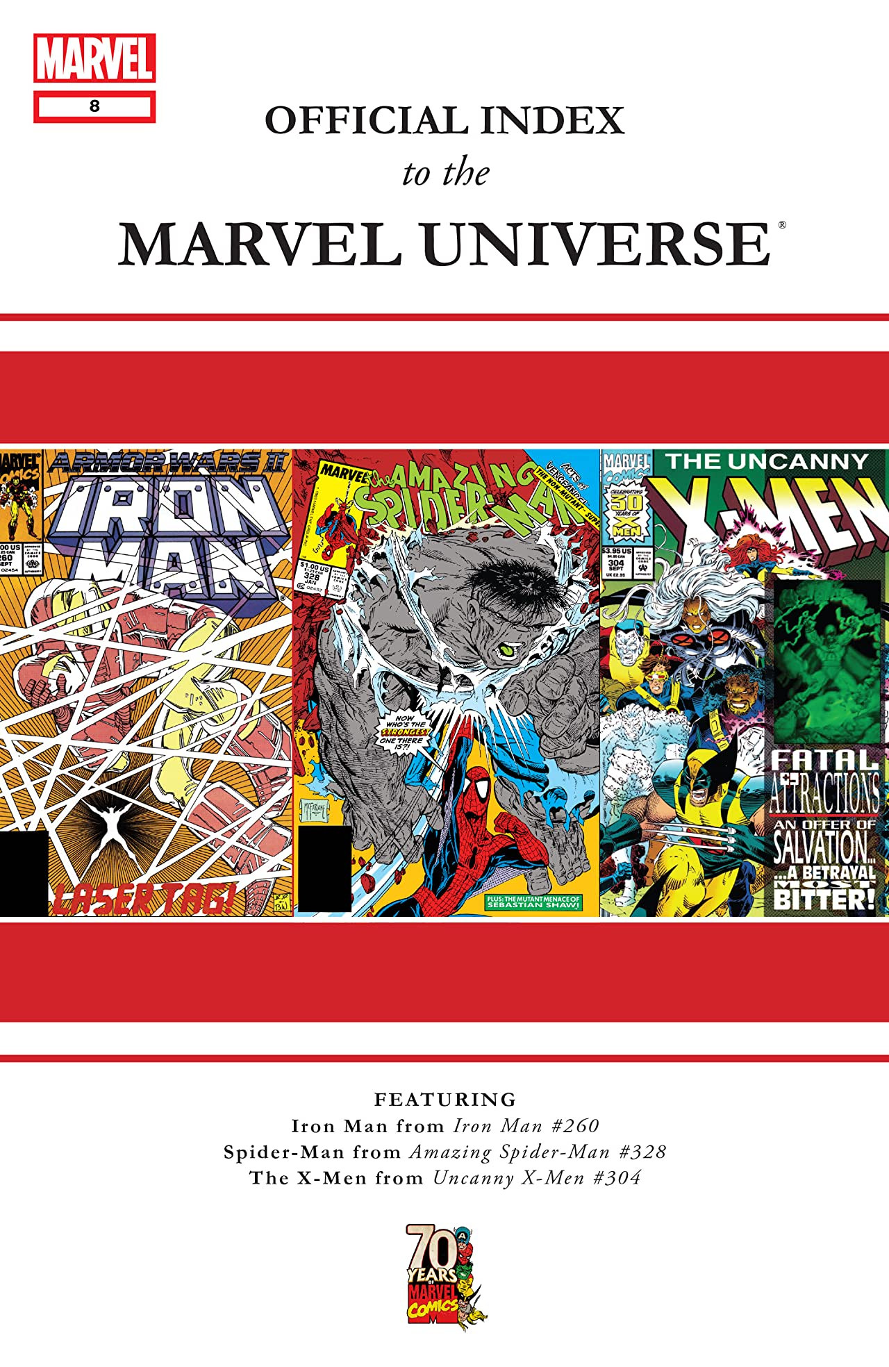 Official Index to the Marvel Universe (2009-2010) #8