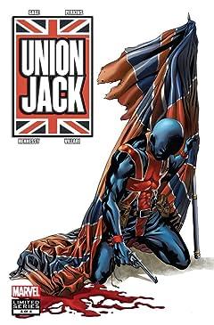 Union Jack #4 (of 4)