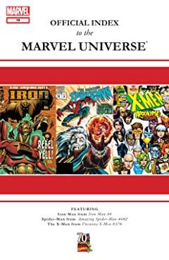 Official Index to the Marvel Universe (2009-2010) #10