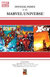 Official Index to the Marvel Universe (2009-2010) #11