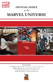 Official Index to the Marvel Universe (2009-2010) #13