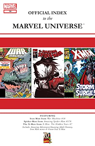 Official Index to the Marvel Universe (2009-2010) #14