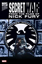 Secret War: From the Files of Nick Fury (2005) #1