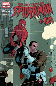 Spectacular Spider-Man (2011) #1000