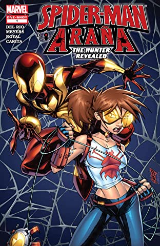 Spider-Man & Araña Special: The Hunter (2006) #1