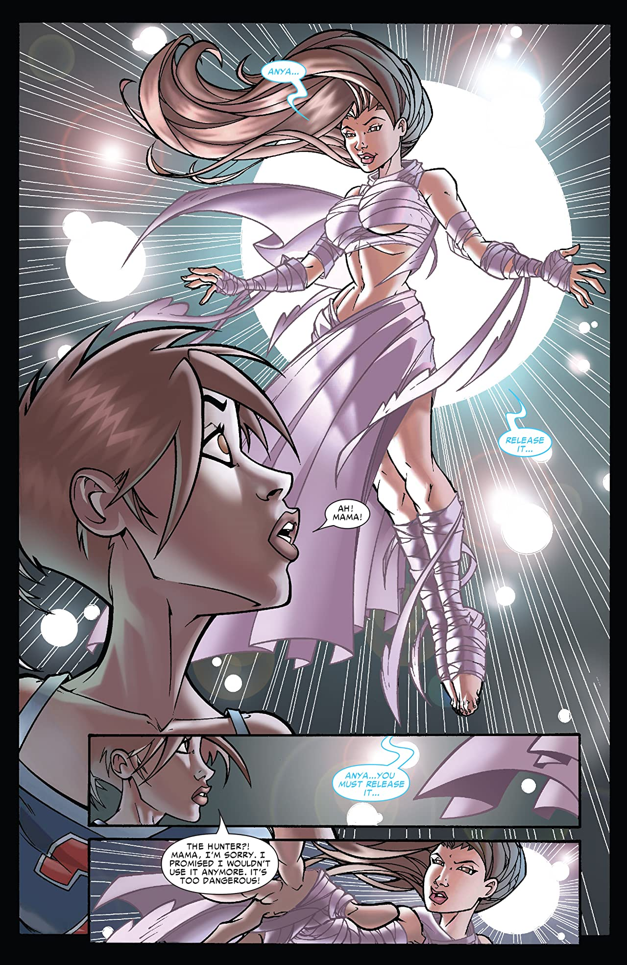 Spider-Man & Araña Special: The Hunter (2006) #1