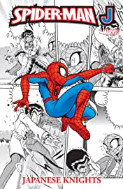 Spider-Man J (2008) #1